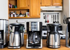 Coffee Makers Appearance